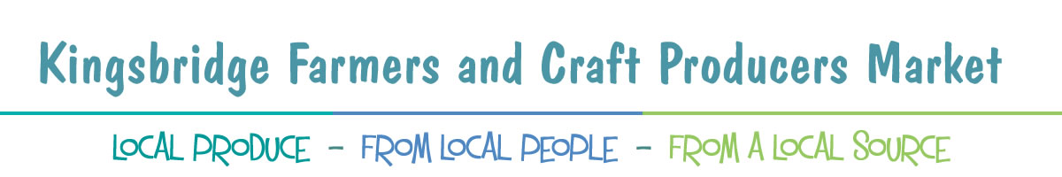 Kingsbridge Farmers and Craft Producers Market - local produce from local people from a local source