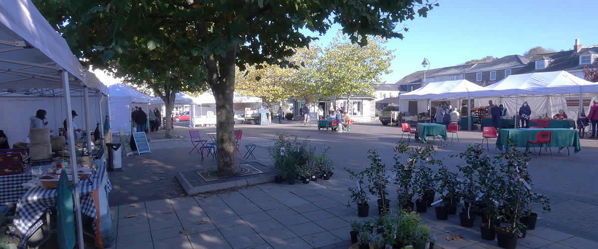 Kingsbridge Farmers Market